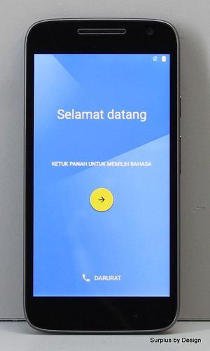 Motorola Moto G GB Play Unlocked Smartphone,