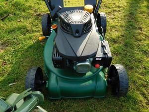 B & Q Petrol Lawn Mower
