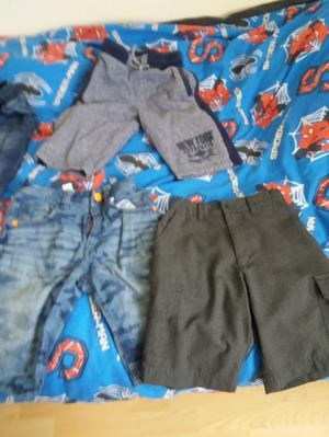 Boys shorts & jeans