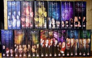 Buffy the Vampire Slayer VHS