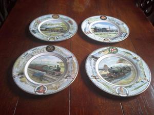 Coalport 'Seaside Specials' collectors plates