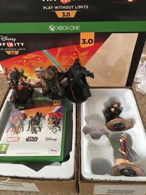 Disney Infinity sets for XBox One & XBox 360 - Individually priced