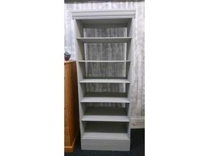 Display Unit Book Case Shabby Chic in Tiverton