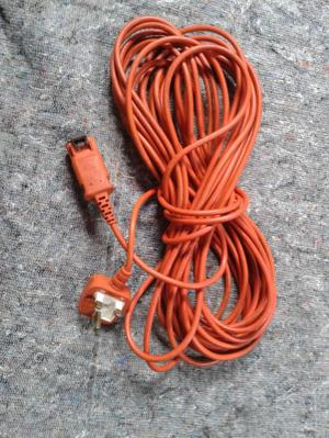 EXTENSION LEAD FOR LAWN MOWER /STRIMMER ETC