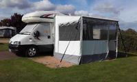 Fiamma Privacy Room for F45s Awning. Fast Clip System.