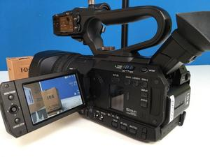 JVC HM-200E 4K Video Camera - Hardly Used and excellent as new condition