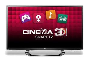 """LG Smart TV 37LM620T 37"""" 3D p HD LED Internet TV"""