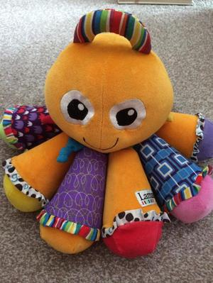 Lamaze Musical Octopus Baby Toy