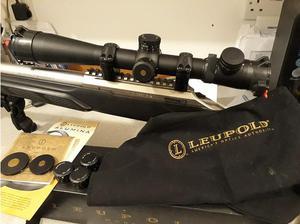 Leupold Mkx40 LR/T scope in Fraserburgh