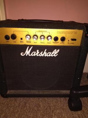 Marshall 10w practise amp