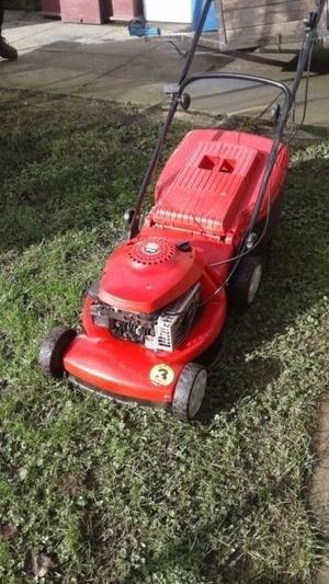 Mountfield 4hp petrol lawnmower