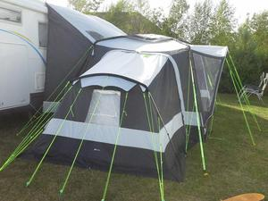 OUTDOOR REVOLUTION AWNING