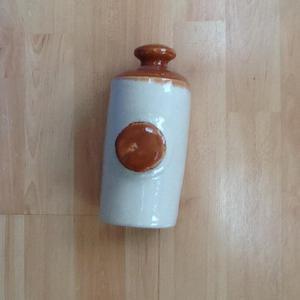 Small Stoneware Hot Water Bottle
