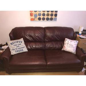 Sofa and 2 Reclining chairs For sale