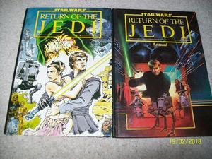 Star Wars annuals.