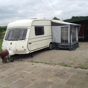 Vanmaster Accolade Caravan