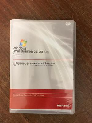 Windows Small Business Server  Premium