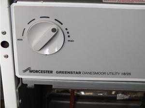 Worcester Greenstar Danesmoor Floor Standing oil fired