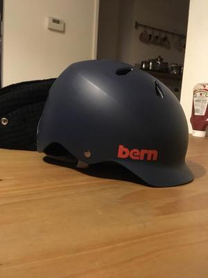 Bern Watts all season helmet (L-XL)