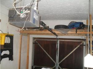 Garage door opener in Southampton