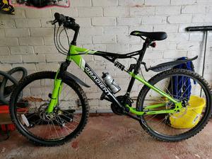 Gradient Apollo mountain bike