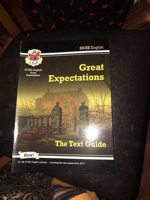Great expectations revision guide
