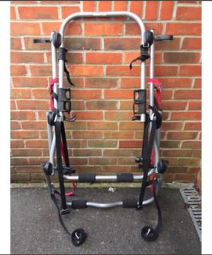 Halfords 3 bike rack