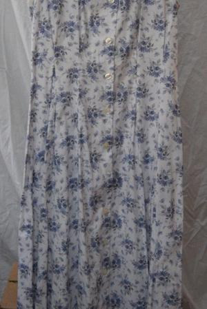 Laura Ashley Long Floral Summer Dress