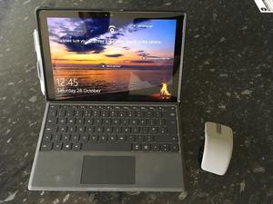 Microsoft Surface Pro 4 plus accessories