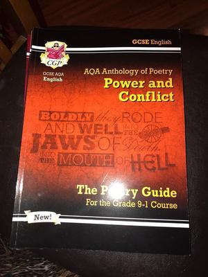Power and conflict GCSE revision guide