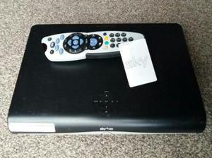 Sky + HD BOX and Remote Control