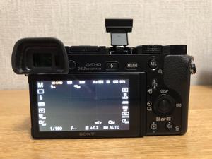 Sony A (ILCEB) Compact System Camera Body (Fast Auto Focus, 24.3 MP