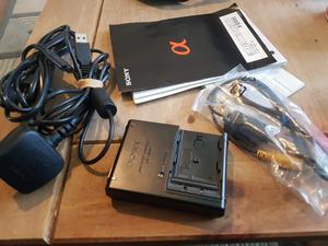 Sony Alpha D200 camera