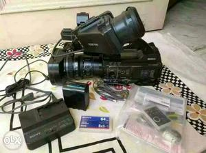 Sony pmw 300 camcorder