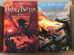 Brand new Harry Potter books