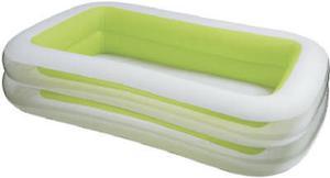 "Inflatable Pool, 103 X 69"" Rectangle, Intex, EP"
