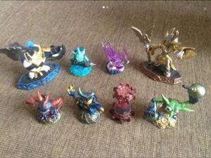 Skylanders Game Figures