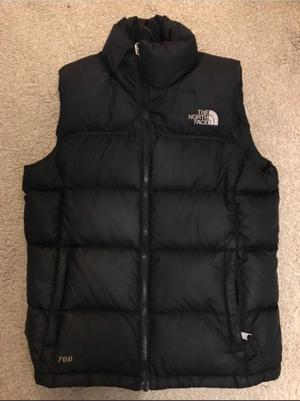 The North Face gilet body warmer womens size S