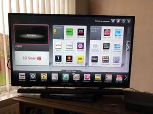 "42"" LG Smart 3D LED TV"