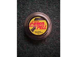 500 crosman Powa Pell  high power pointed pellets in
