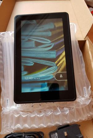 "Amazon Kindle Fire 7.0"" 8GB, Wi-Fi, D Tablet/E-Reade r,"