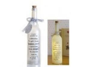 Baby Boy Starlight Bottle in Abertillery