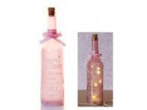 Baby Girl Starlight Bottle in Abertillery