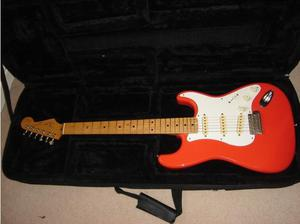 FENDER SQUIRE HANK MARVIN STRATOCASTER in Barnsley