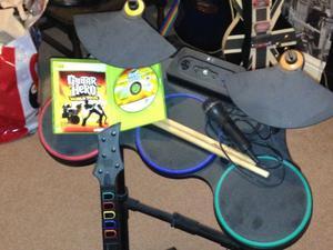 guitar hero drum kit instructions