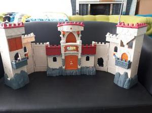 Little tikes play castle