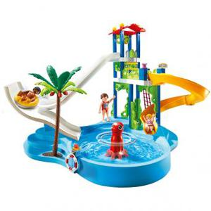 Playmobile waterpark