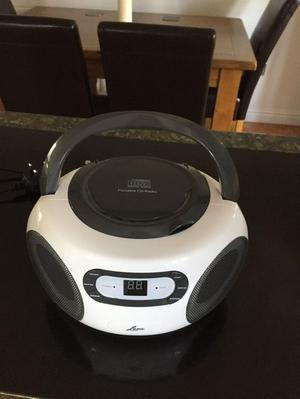 Portable CD/Radio