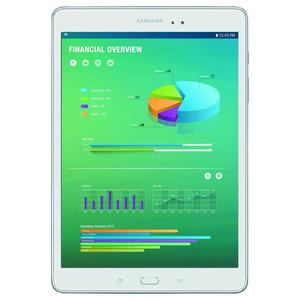 Samsung Galaxy Tab A GB Wifi Tablet White ()
