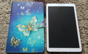 """Samsung Galaxy Tablet: E SM TGB Wi-Fi 9.6"""" Inch White"""